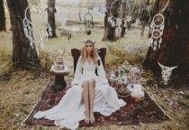 Hochzeiten Boho-, Zigeuner, Hippie