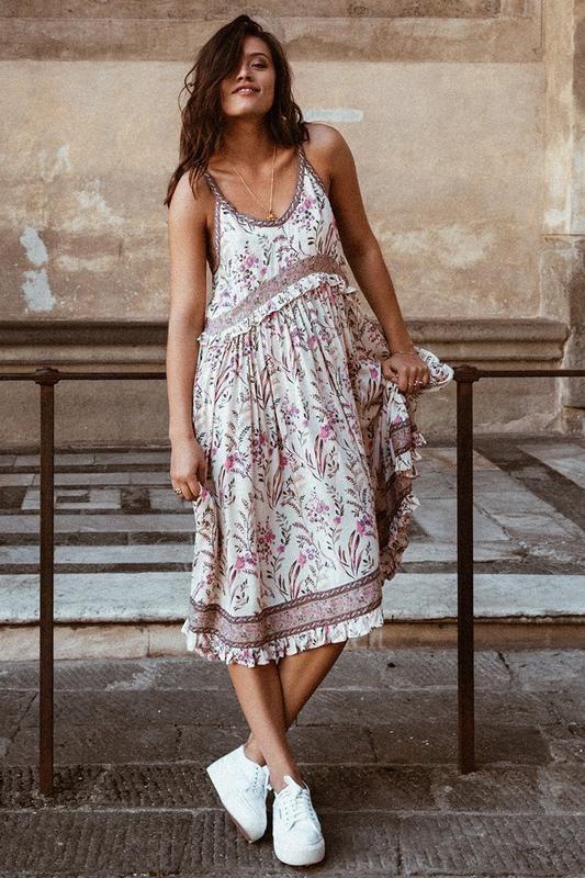 fe5b37884a Bohemian Dresses – Boho Maxi Dresses   Mini Dresses • Spell   The Gypsy  Collective