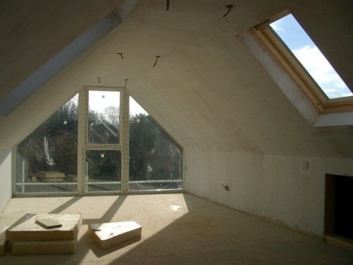 1000 images about attic on pinterest building for Temporary garage conversion
