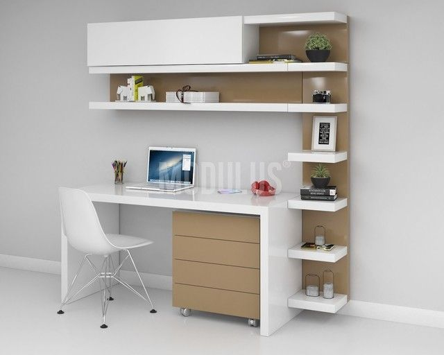 Cajonera Cubo Con Imagenes Muebles De Estudio Oficina En Casa
