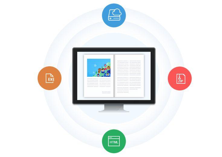 Free HTML5 Flip Book Maker; Interactive HTML5 Digital Publishing Platform for Magazines, Catalogs, and more | FlipHTML5