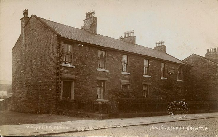 Newhey Road, opposite Charles Lane.