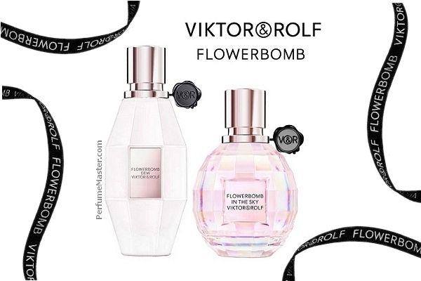 Flowerbomb Dew Flowerbomb In The Sky Editions Viktor & Rolf