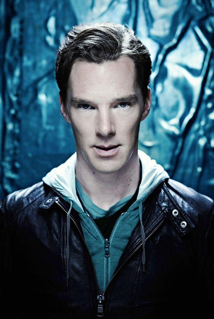 Benedict Cumberbatch Star Trek Promo Benedict Cumberbatch