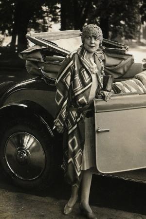 Sonia Delaunay, 1920s