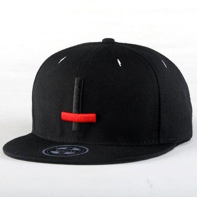 Hip Hop Flat Trend Cheap Baseball Caps Streetwear Dancer Hats