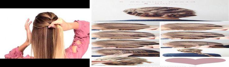 Brauchen eine neue Frisur für langes Haar | 2016 Frisuren für langes Haar | Einfache Party Hochsteckfrisuren