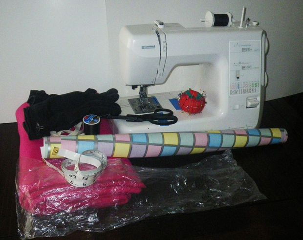 Make Fleece Leg, Glove,Neck warmers and Glove Liners by Hand or Machine