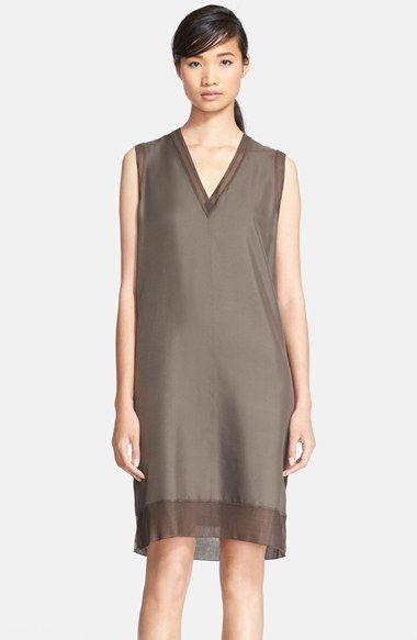 rag & bone 'Maude' Sleeveless Silk Dress available at #Nordstrom