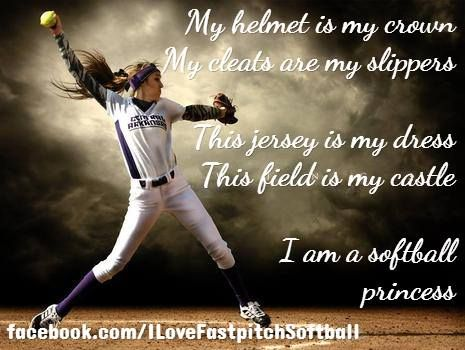 Softball quote