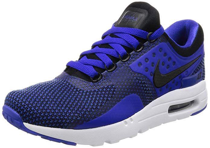 Nike Air Max Zero Essential Sneakers Herren BlauSchwarz in