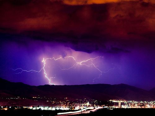 storm photography: shooting in extreme weather