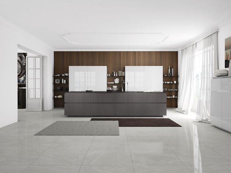 Project Studio | Italiaanse design keukens Comprex - Antwerpen kaaien