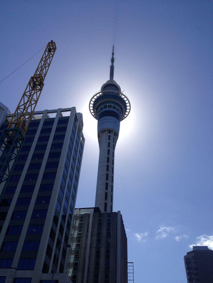 Sky Tower, Auckland New Zealand