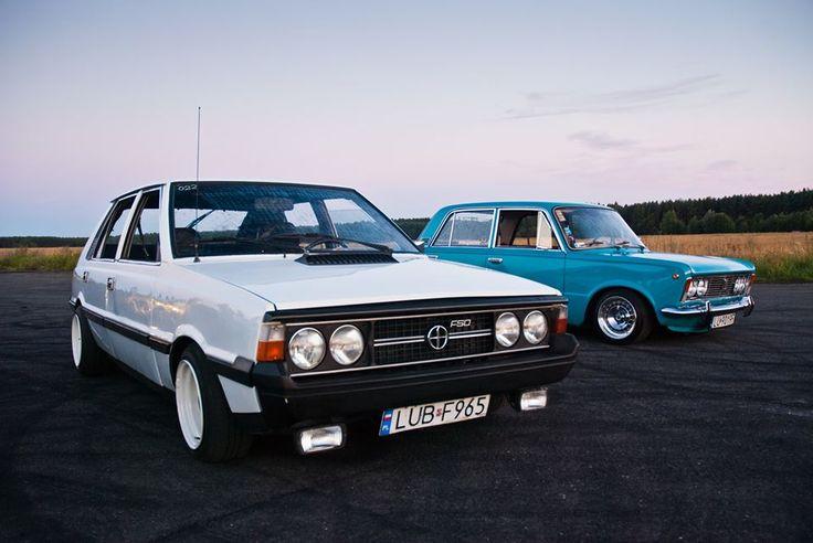 FSO Polonez Fiat 125p