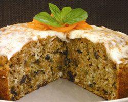 Gluten Free Carrot Cake - Annette Sym - www.symplytogood.com.au