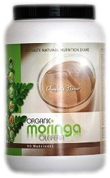 Moringa and Whey protein Supplement in Chocolate or Vanilla.