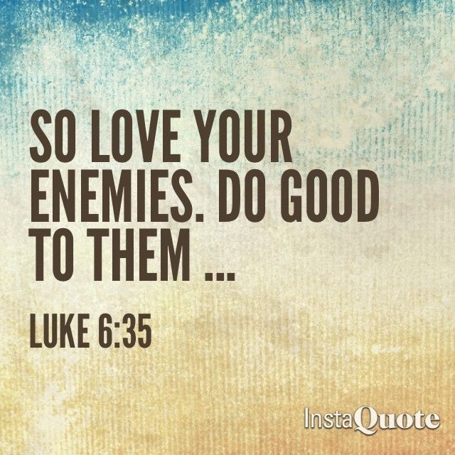 Bible Quotes Enemies: 18 Best Images About Memory Verses On Pinterest