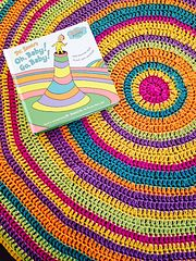Great idea for future baby shower gift. Ravelry: Oh, The Places You'll Go Baby Blanket pattern by Linda Bond Thomas
