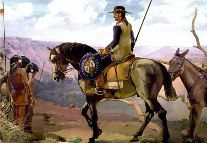Los Dragones de Cuera – El primer Lejano Oeste |  Spanish colonial soldiers in the Wild (and first) Far West #Spain #USA #History