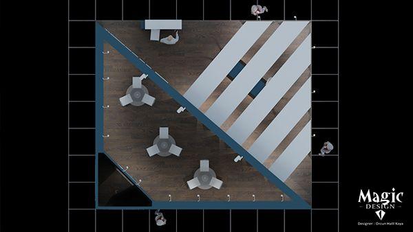 DECOWALL / ISTANBULAREA:  56 m2