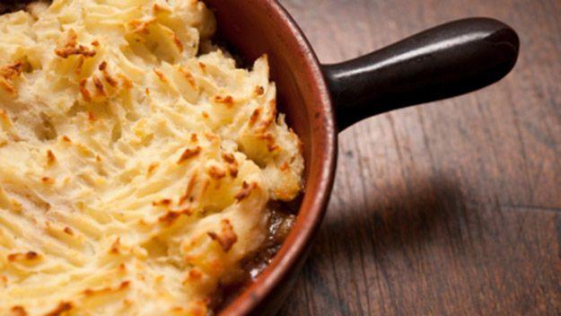 Gordon Ramsay: shepherd's pie