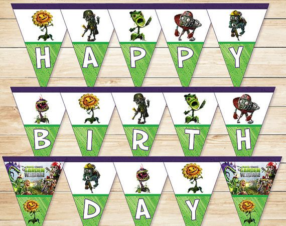 Do you have a big Plants Vs Zombies fan at home thats just craving a Plants Vs Zombies birthday party? Then look no…