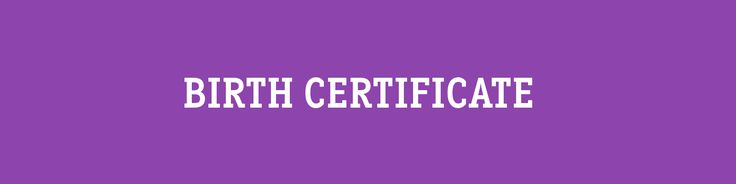 Birth certificate in ghaziabad
