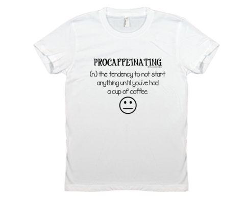 Procaffeinating T