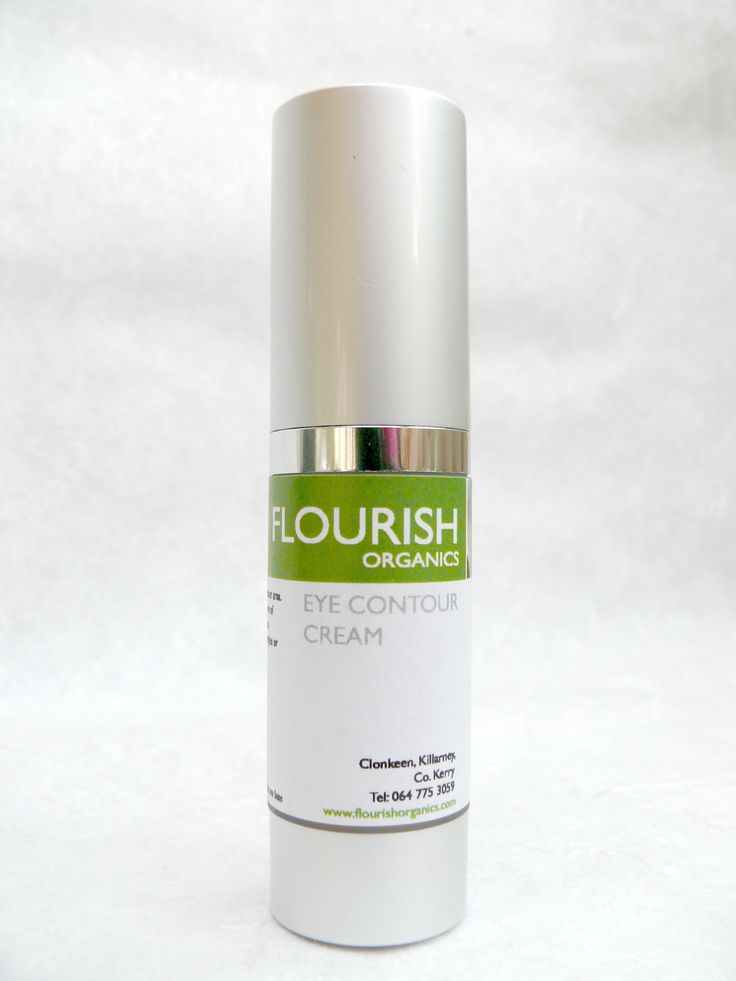 FREE Eye Contour cream from Flourish Organics with any online order over 50euro for PlumRewards.ie subscribers..make sure to specify in the comment section of the order form that you came through PlumRewards.ie to redeem this fantastic offer.