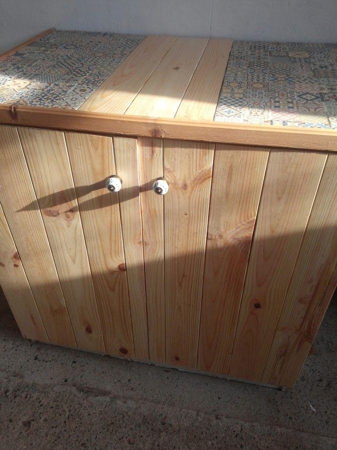 M s de 1000 ideas sobre armarios reciclados en pinterest - Restaurar armario ...