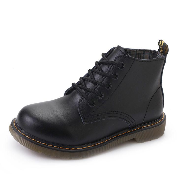 2017 mulheres Botas Lace Up Moda botas Dr. Martin Botas Ocidentais Para as mulheres À Prova D' Água Casuais Botas de Cowboy Tornozelo tamanho 35 40 em Botas tornozelo de Sapatos no AliExpress.com | Alibaba Group