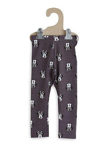 Legging long 'Disney' Petite fille 6,00€ Legging long Vêtue de ce legging, tu seras la plus jolie des fans 'Disney' - Legging long 'Disney' - Taille élastiquée - Maill