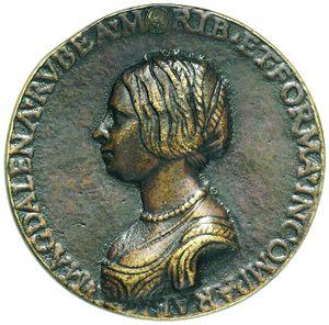 Artemide Aste - Asta XXVI: 747 - Mantova Maddalena Rossi Medaglia fusa di Scuola Mantovana vicina a Giancristoforo Romano. (Primo decennio del XVI secolo) - Dea Moneta