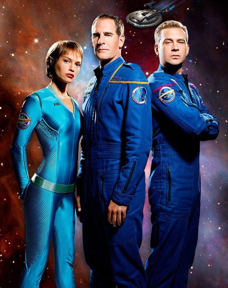 Star Trek, Enterprise.