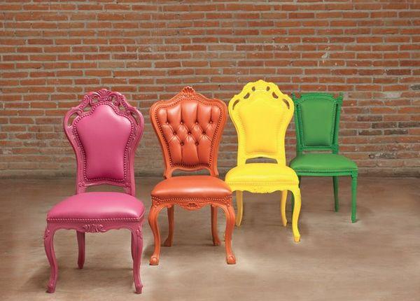128 best Bold & Bright Furniture images on Pinterest