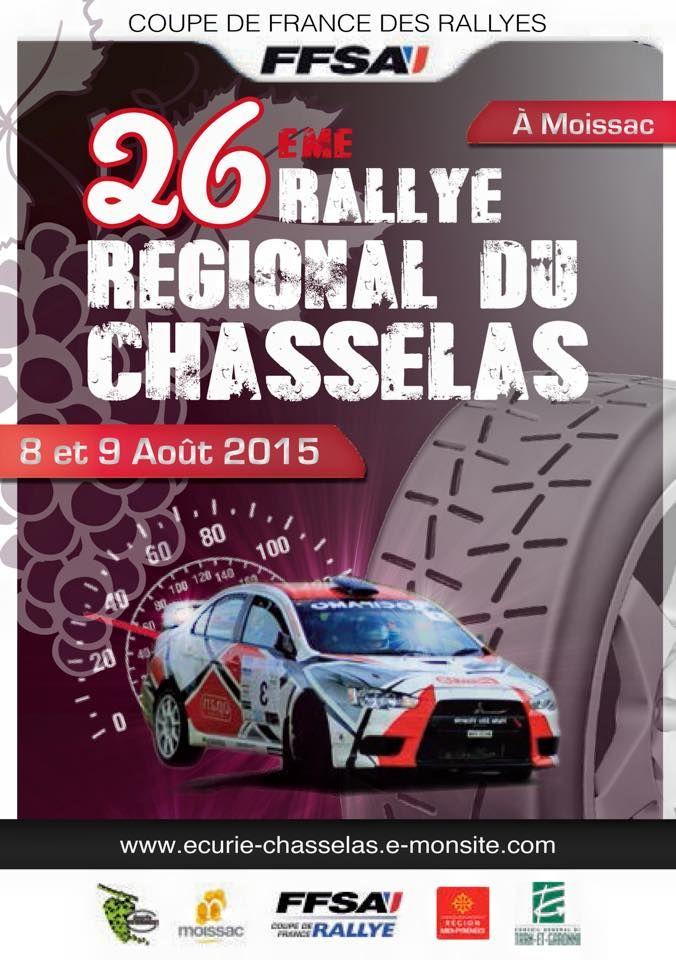 Rallye Chasselas avec un certain Guerlain …