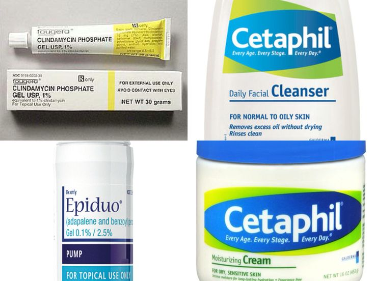 Wanna know my secrets to looking and feeling healthier, better, & clearer skin? Here's my daily skin care routine! I start with Cetaphil's gentle Daily Face Cleanser as my face wash with clean hands. I rinse and use a prescripted gel from my dermatologist Clindamycin. I apply the gel all over my face & do not rinse, it absorbs. Next would be Epiduo, I only use when needed for affected areas. Then I nourish my face with Cetaphil's Face Moisturizing Cream for sensitive skin. & vólla…