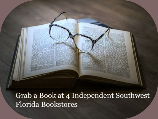 Love reading? If you're in Southwest Florida don't miss these bookstores