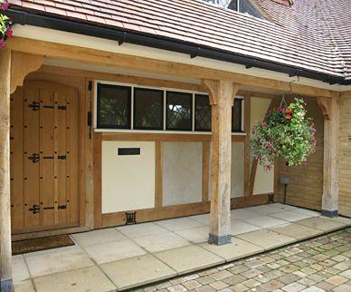 Oak framed buildings from Orlestone Oak