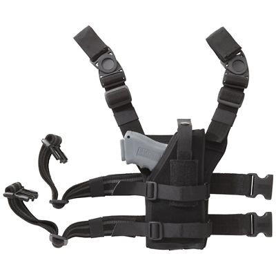 Other Tactical and Duty Gear 177902: Blackhawk! Universal Drop Leg Holster -> BUY IT NOW ONLY: $73.21 on eBay!