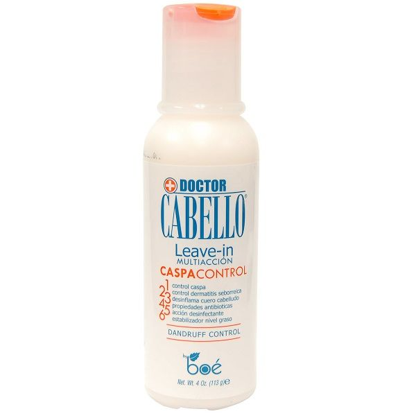 Boe Doctor Cabello Caspa Control Leave-In 4 oz $4.49 Visit www.BarberSalon.com One stop shopping for Professional Barber Supplies, Salon Supplies, Hair & Wigs, Professional Product. GUARANTEE LOW PRICES!!! #barbersupply #barbersupplies #salonsupply #salonsupplies #beautysupply #beautysupplies #barber #salon #hair #wig #deals #sales #Boe #Doctor #Cabello #Caspa #Control #LeaveIn