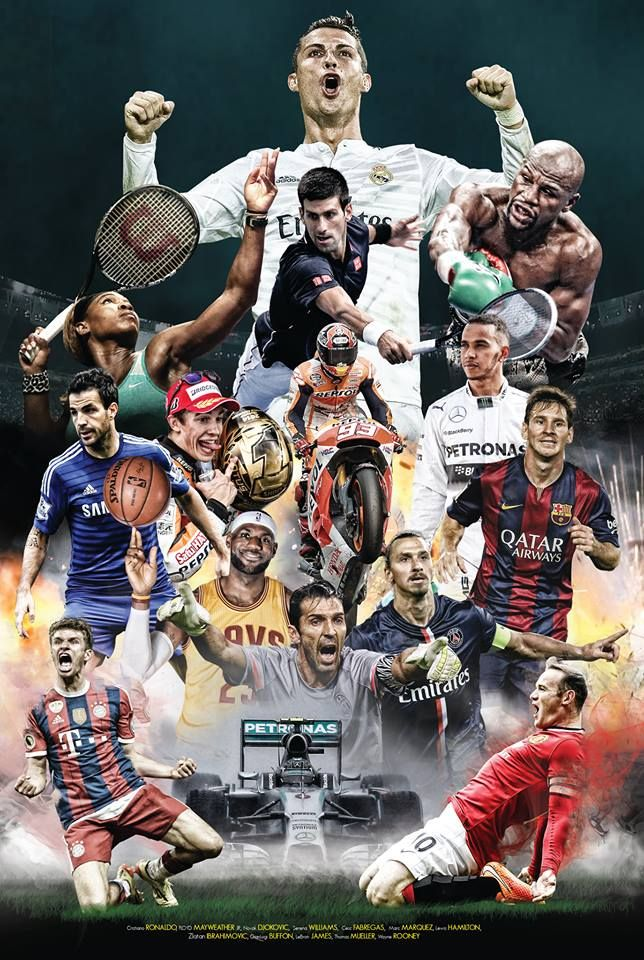 Sport (Design:Abdillah)