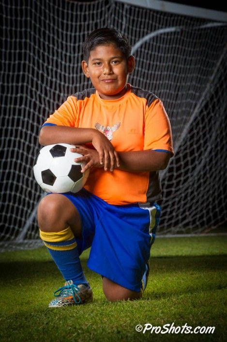 Pro Shots Soccer Team and Individual Portraits