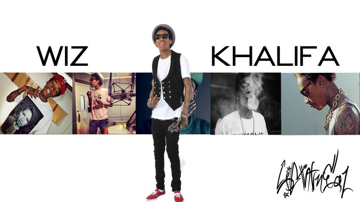 beautiful wiz khalifa wallpaper