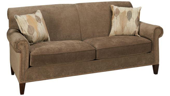 Flexsteel Rosemont Sofa With Nailhead Jordan S