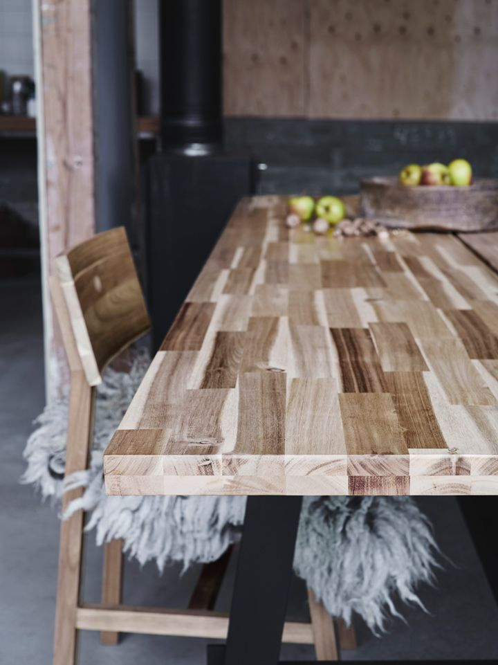 Ikea Skogsta collection 2015