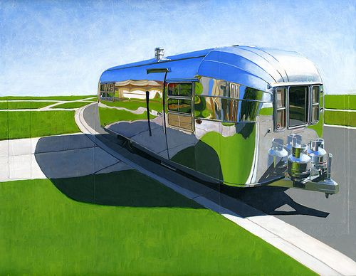 Chrome !!!Photos, Airstream Campers, Campers Trailers, Leah Giberson, Minis Campers, Aviones, Http Leahgiberson Com, Happy Campers, Vintage Campers