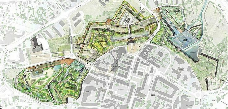 Masterplan Maubeuge Zoo Landscape Design Pinterest Zoos And Master Plan