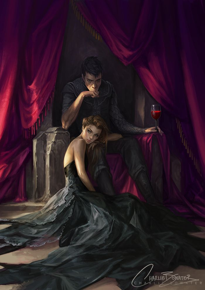 The Fall by Charlie-Bowater